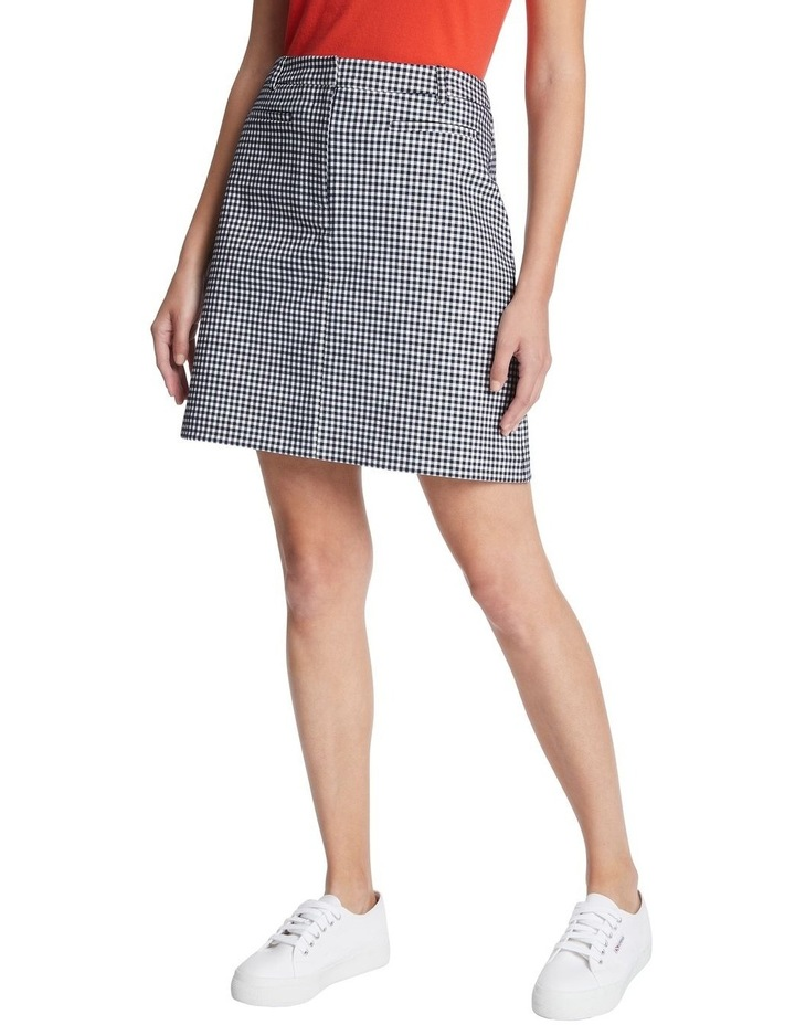 Go Gingham Mini Skirt image 2