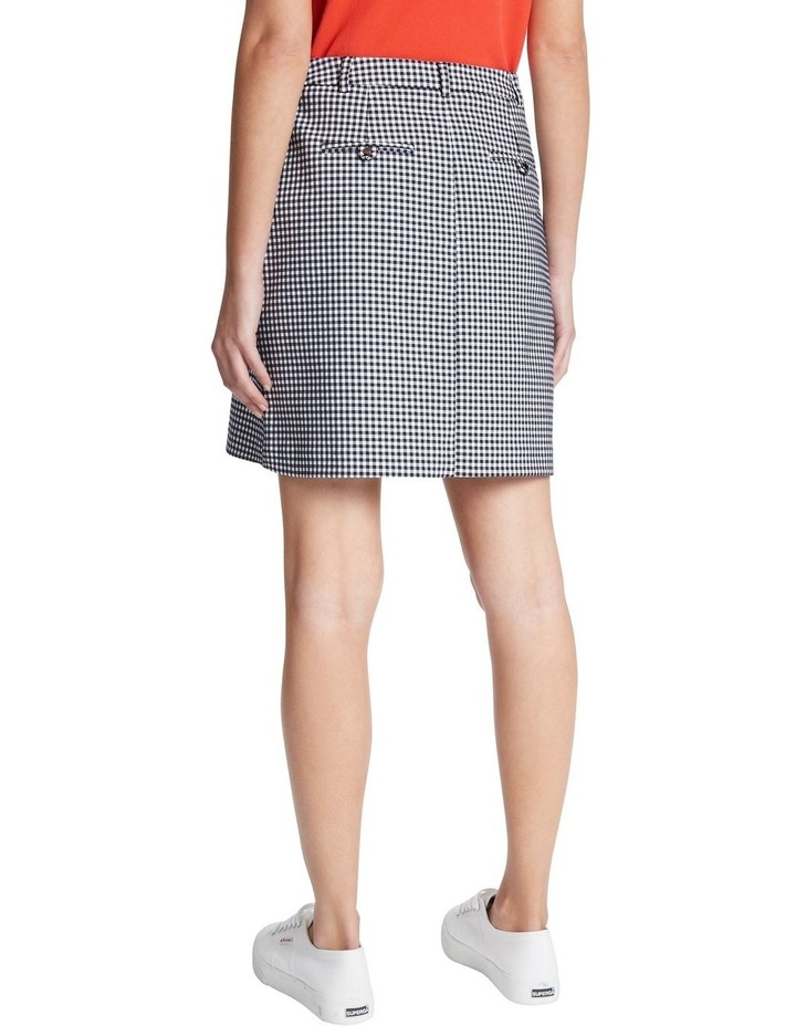 Go Gingham Mini Skirt image 3