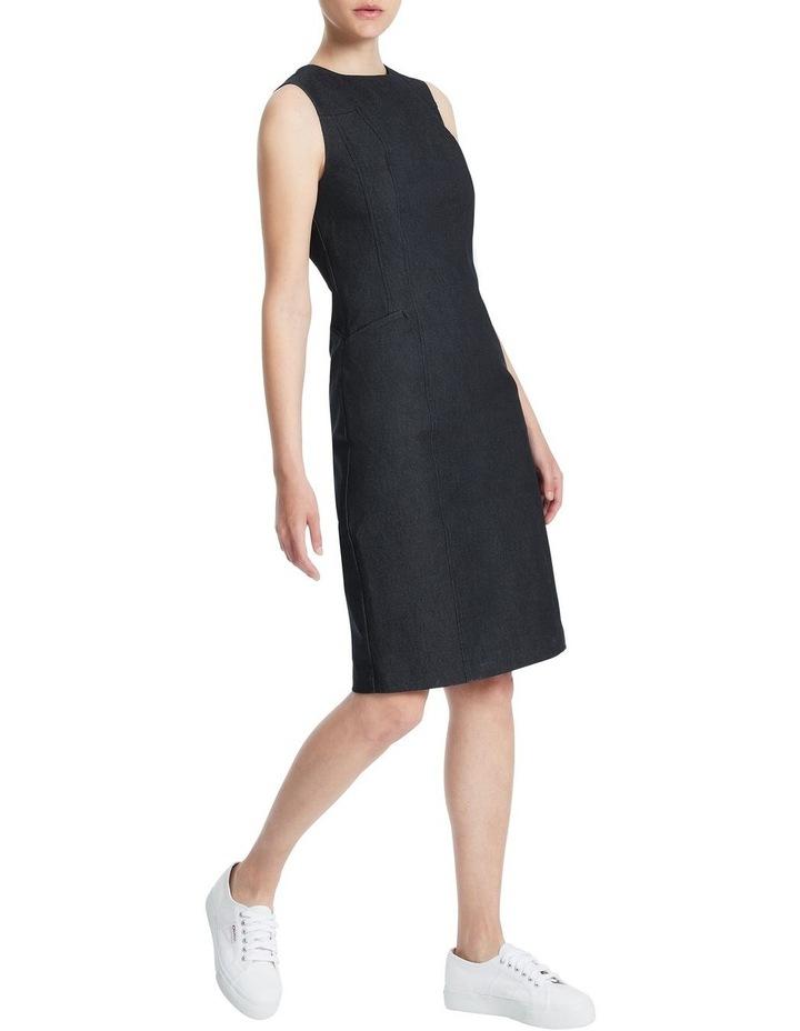 Maia Smart Denim Dress image 2
