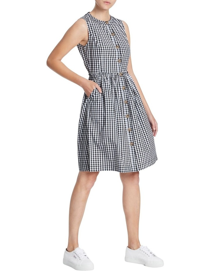Go Gingham Midi Dress image 2