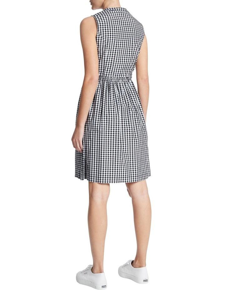 Go Gingham Midi Dress image 3
