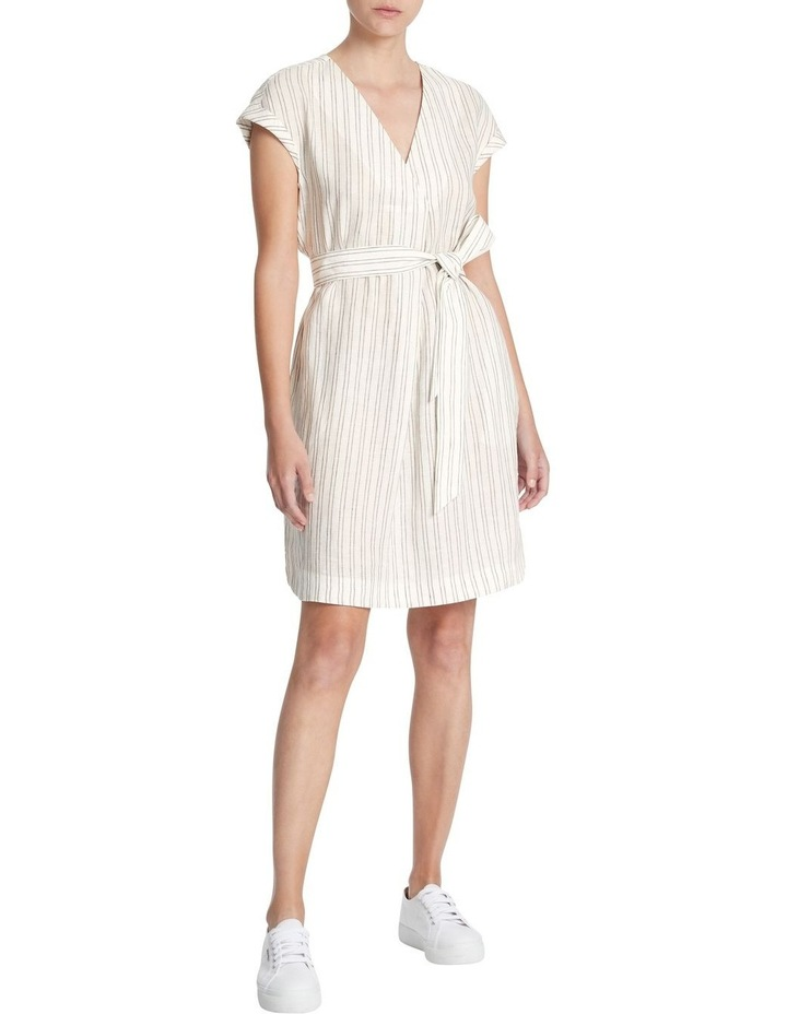 Percy Washed Linen Dress image 1