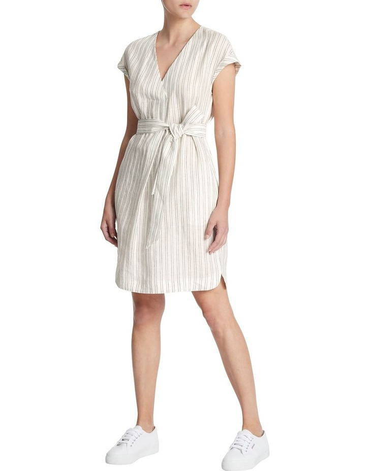 Percy Washed Linen Dress image 2