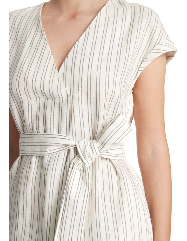 Percy Washed Linen Dress image 4