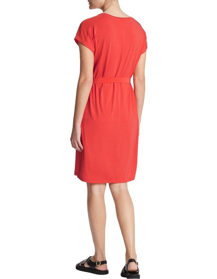 Any Hour Silk Jersey Dress image 3