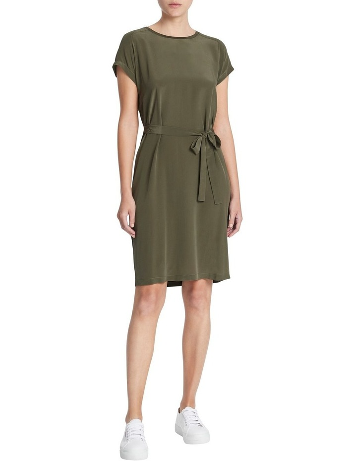 Any Hour Silk Jersey Dress image 1