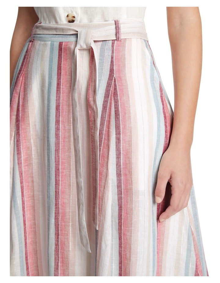 Rainbow Stripe Skirt image 4