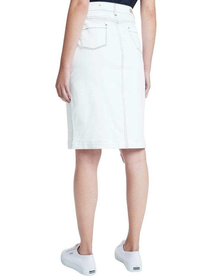 Tanya Denim Midi Skirt image 3