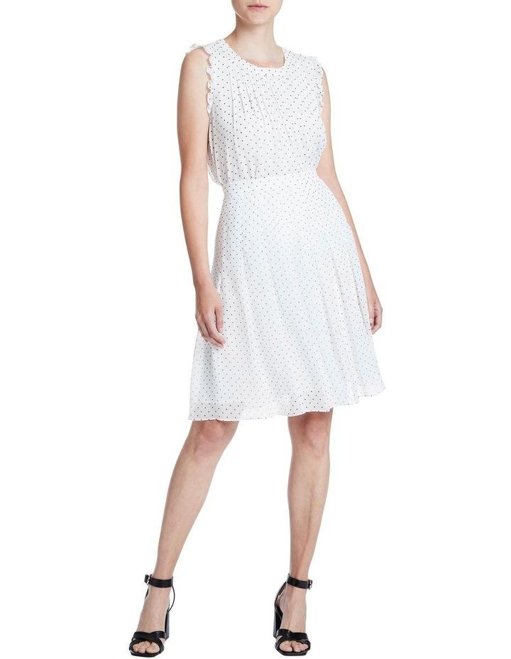 Carolina Printed Pleated Skirt image 1