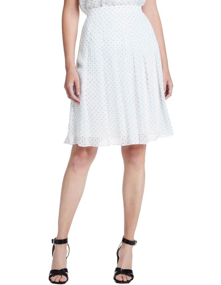 Carolina Printed Pleated Skirt image 2