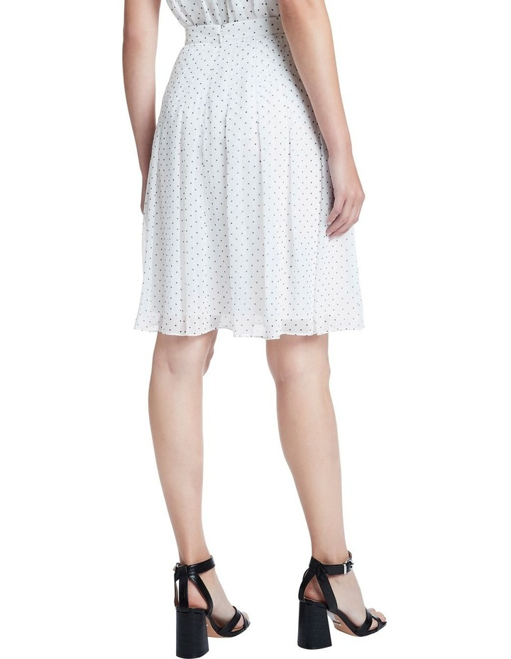 Carolina Printed Pleated Skirt image 3