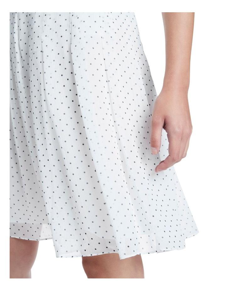 Carolina Printed Pleated Skirt image 4