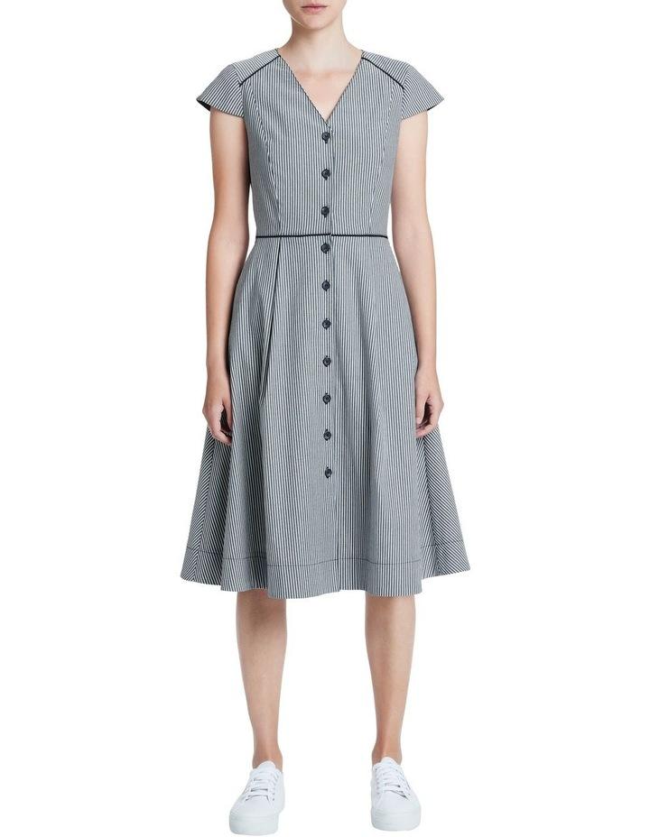 Macie Stripe Dress image 1