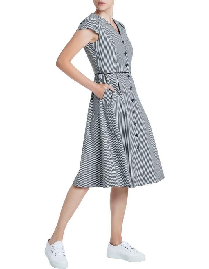 Macie Stripe Dress image 2