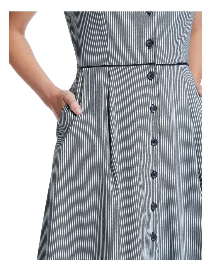 Macie Stripe Dress image 4