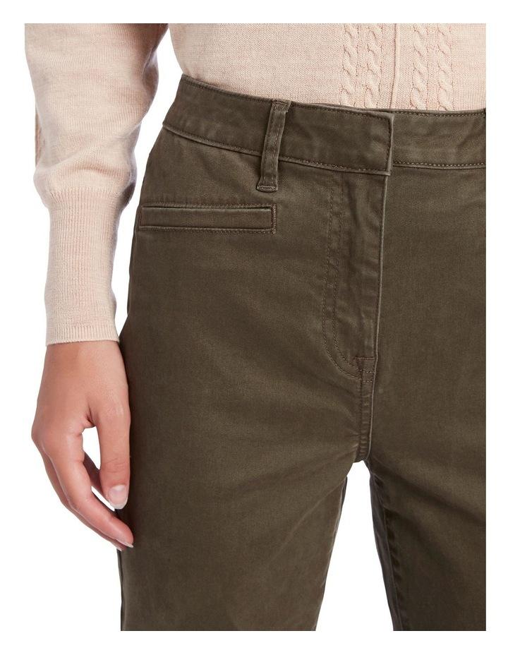 Cara Cotton Sateen Pant image 4
