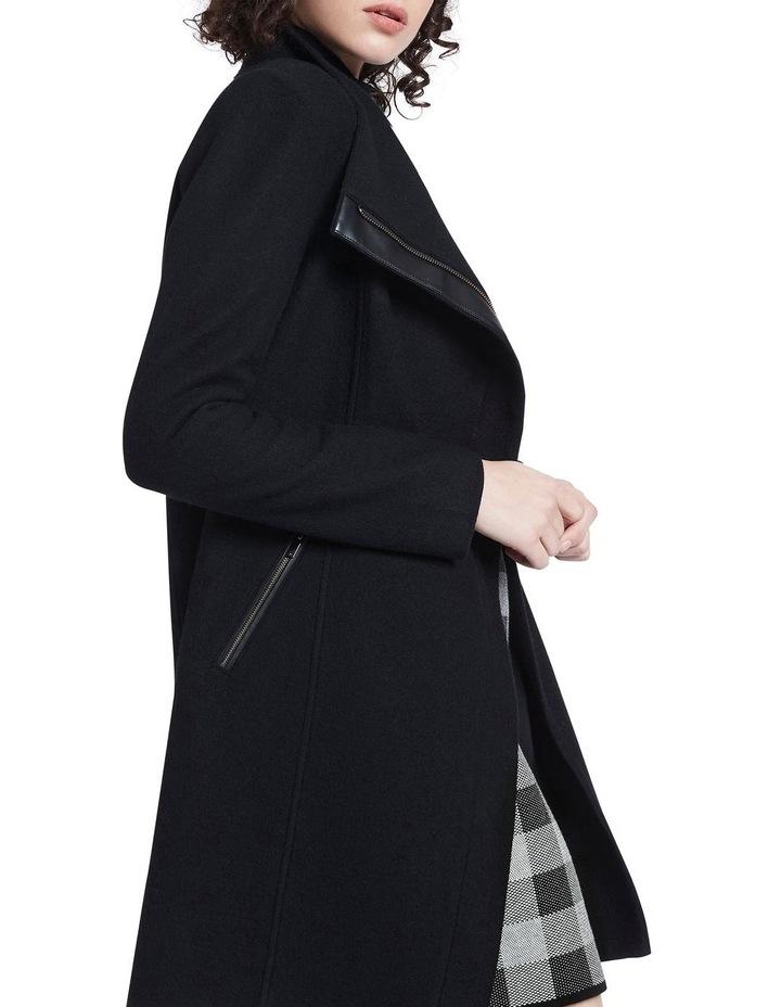 Rosalind Felted Wool Coat image 2