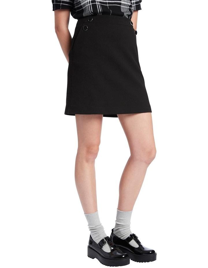 Superba Stretch Mini Skirt image 1
