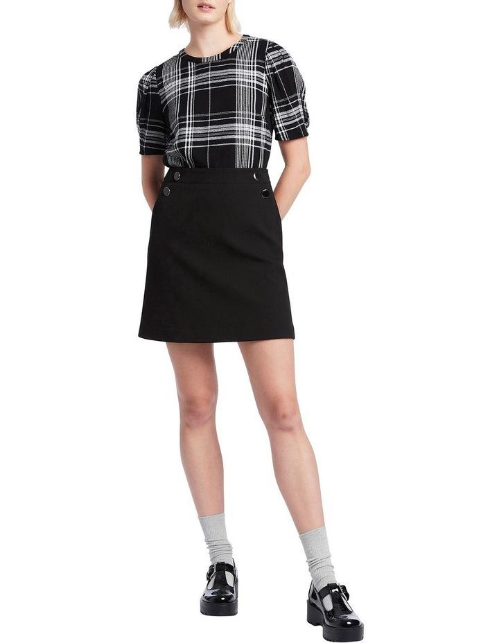 Superba Stretch Mini Skirt image 2