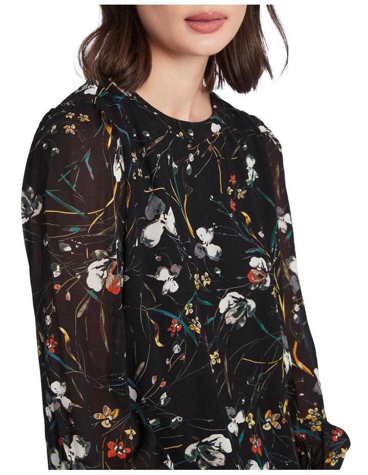 Painted Petals Dress image 4