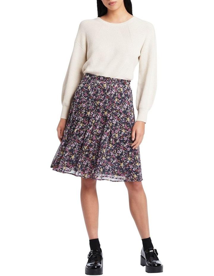 Hello Petal Printed Skirt image 1