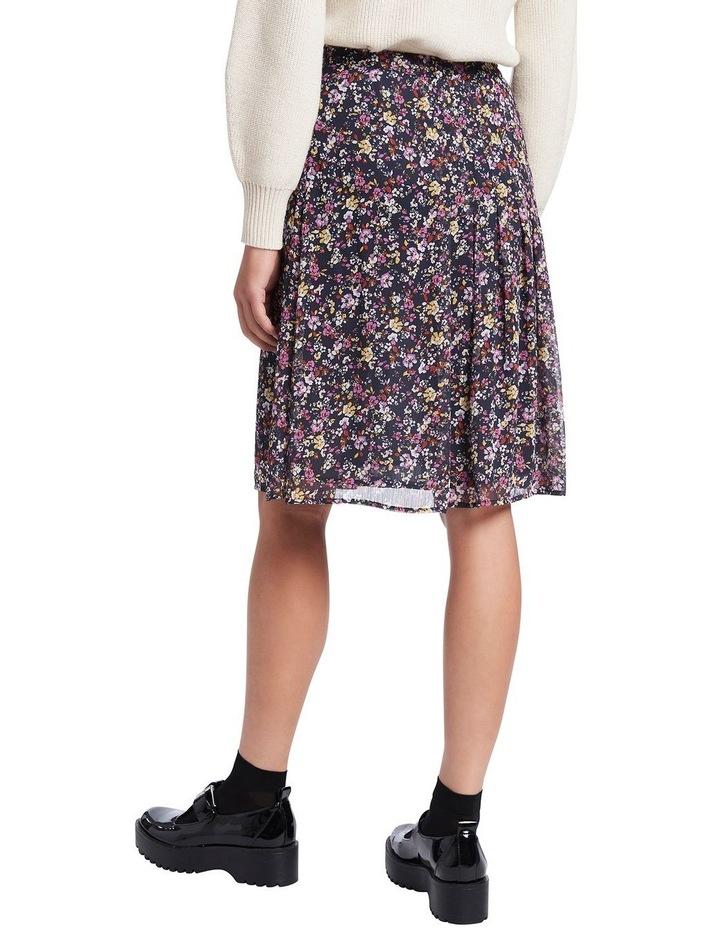 Hello Petal Printed Skirt image 3