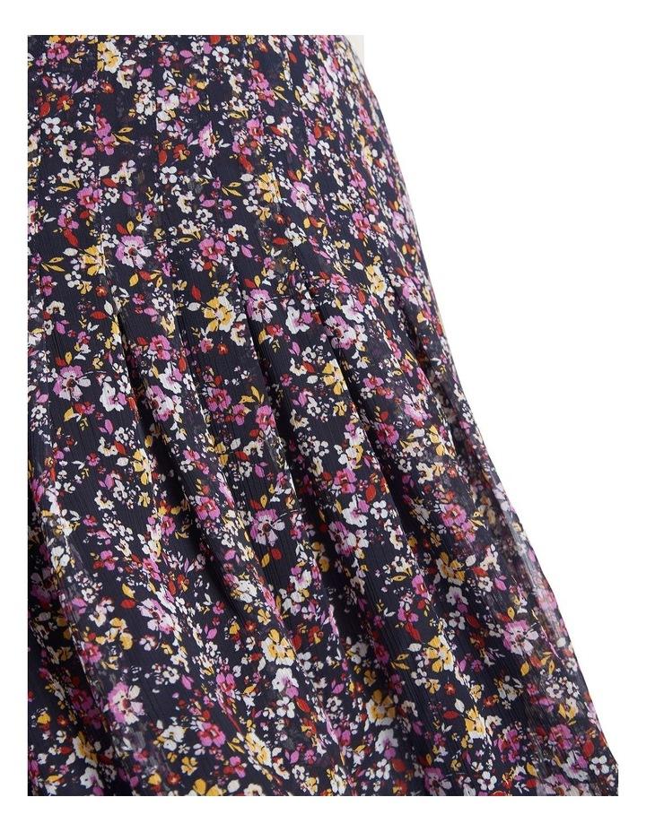 Hello Petal Printed Skirt image 4