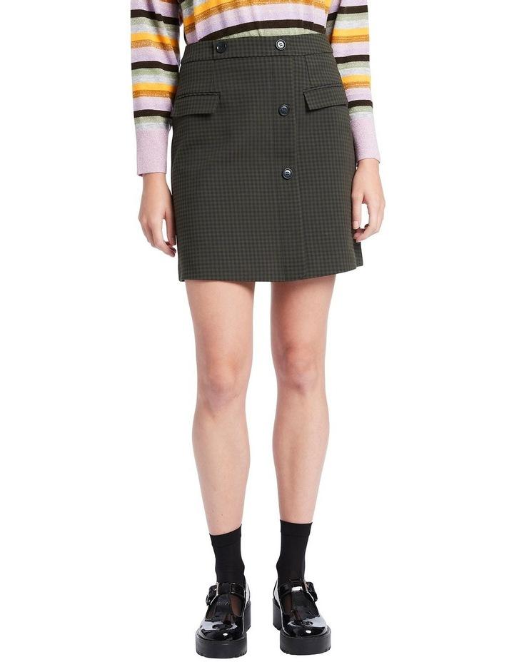 Gingham Skirt image 2