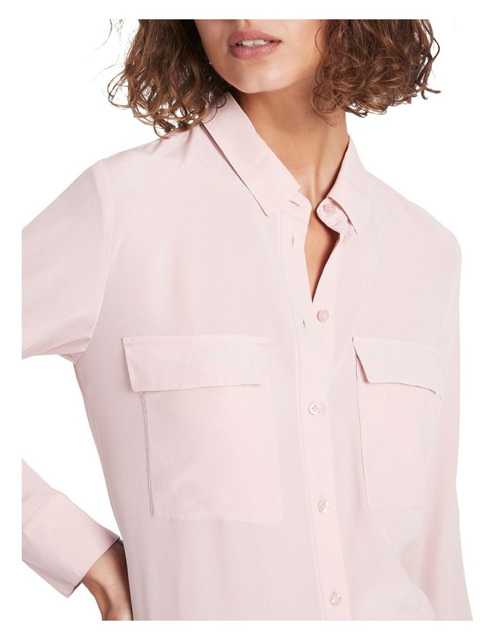 Sofia Silk Shirt image 4