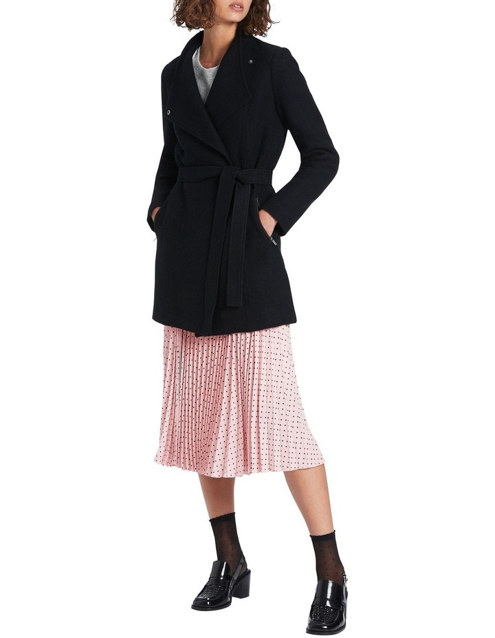 Ruby Felted Wool Coat image 1