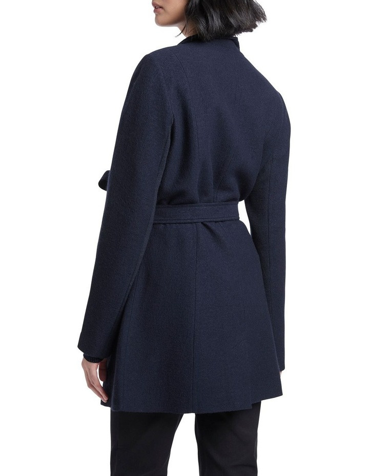 Ruby Felted Wool Coat image 3