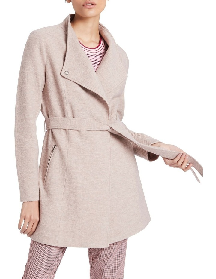 Ruby Felted Wool Coat image 2