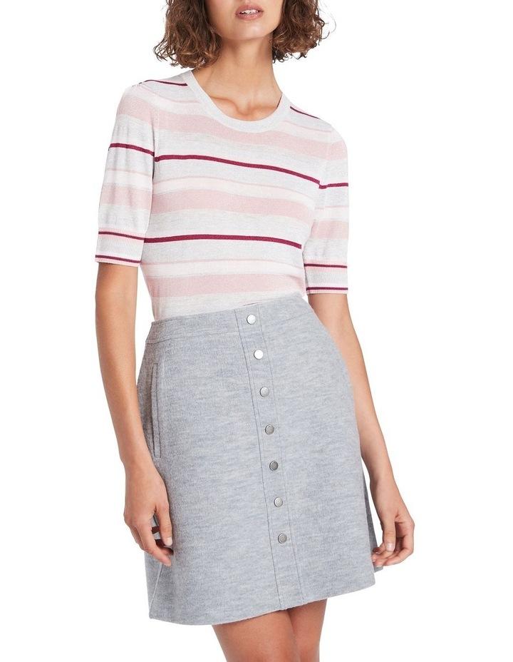 Sparkle Stripe Knit image 2