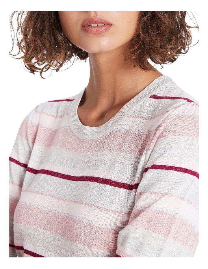 Sparkle Stripe Knit image 4