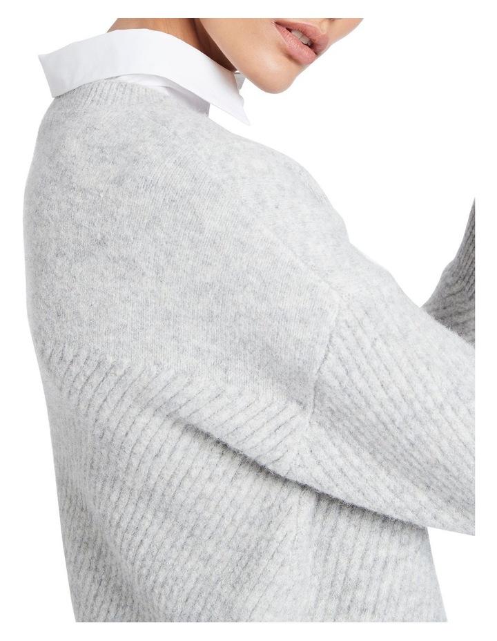 Fluffy Stitch Knit image 4
