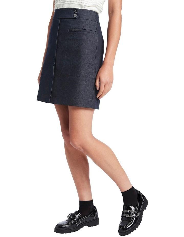 Smart Denim Skirt image 1