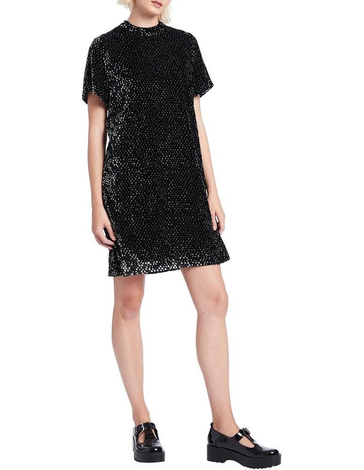 Velvet Dots Dress image 1