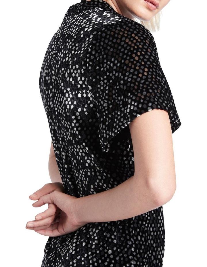 Velvet Dots Dress image 4