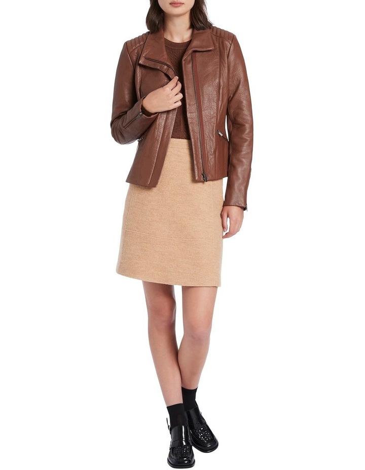 Lani Leather Jacket image 1
