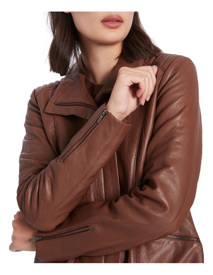 Lani Leather Jacket image 4