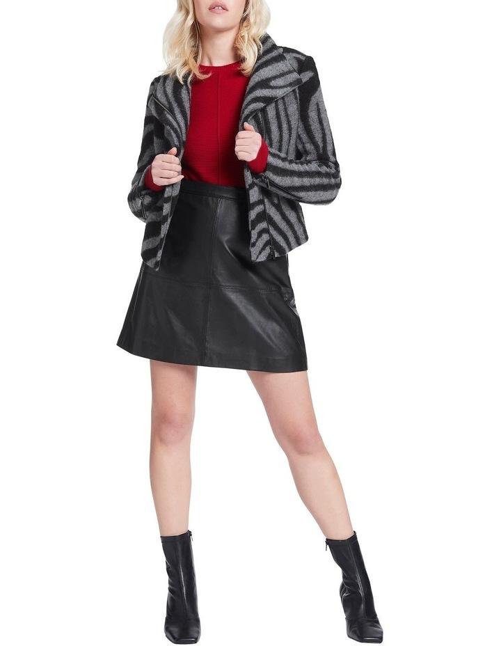 Zebra Lani Felted Wool Jacket image 2