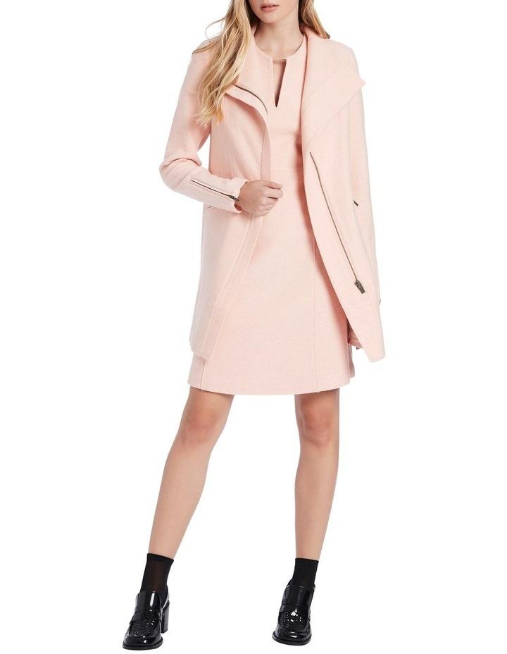 Rose Felted Wool Coat image 2