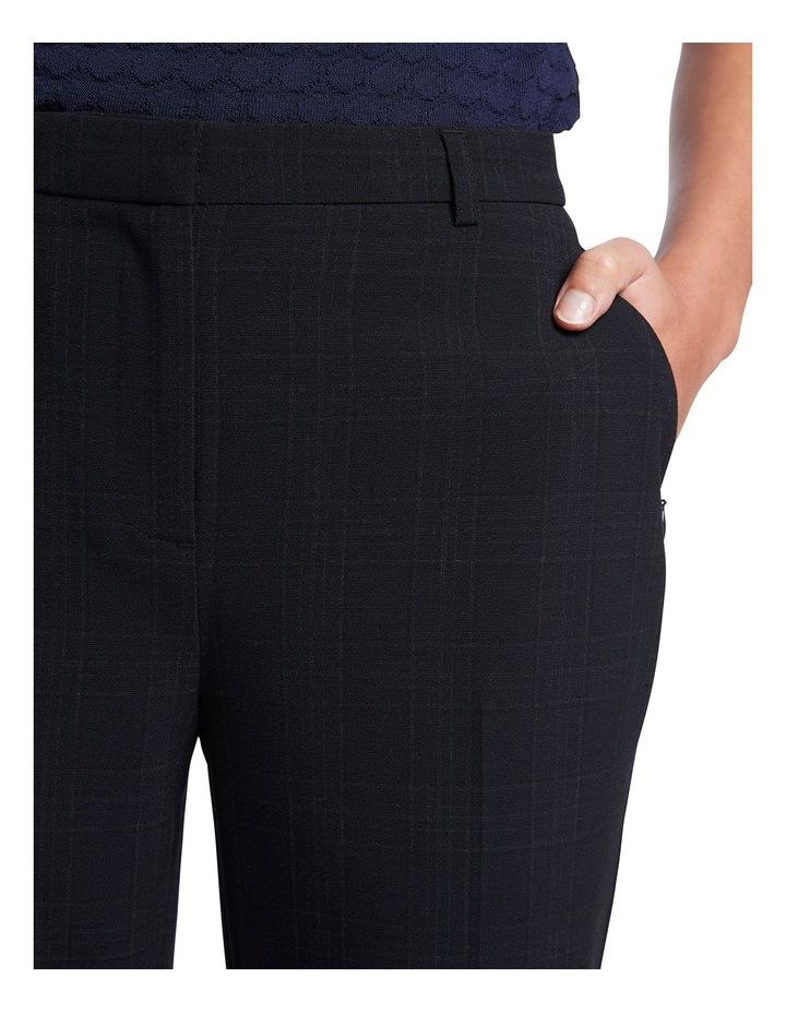 Luna Check Suit Pant image 4