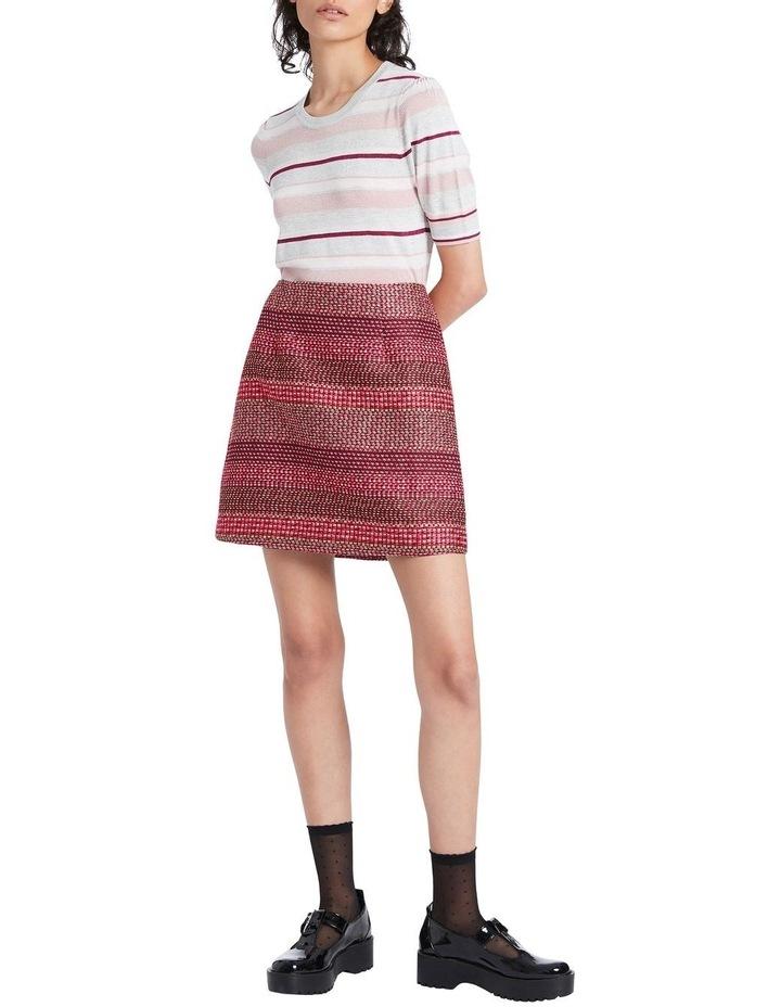 Raspberry Parfait Mini Skirt image 1