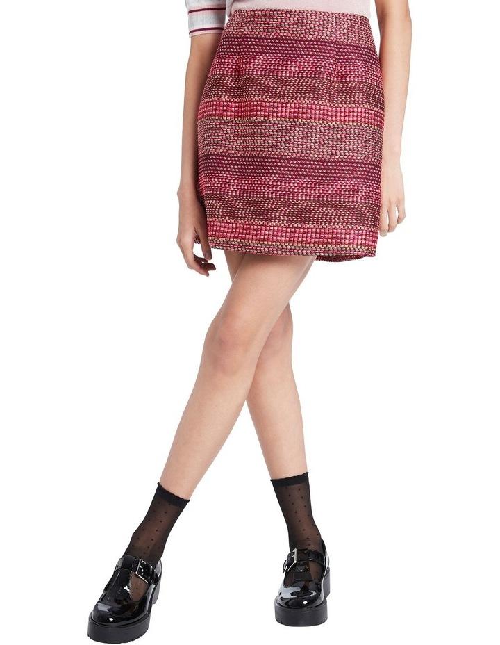 Raspberry Parfait Mini Skirt image 2