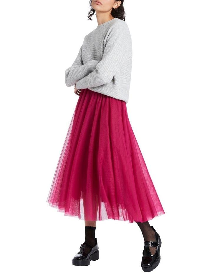 Romantic Tulle Skirt image 1