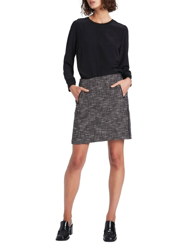 Gladys Textured Skirt image 1