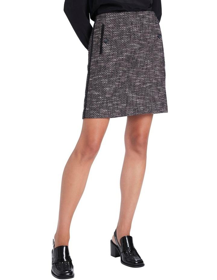 Gladys Textured Skirt image 2
