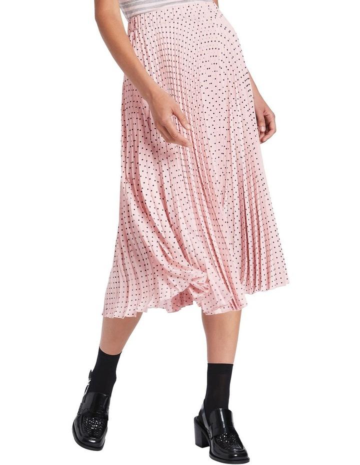 Dot To Dot Pleated Skirt image 2