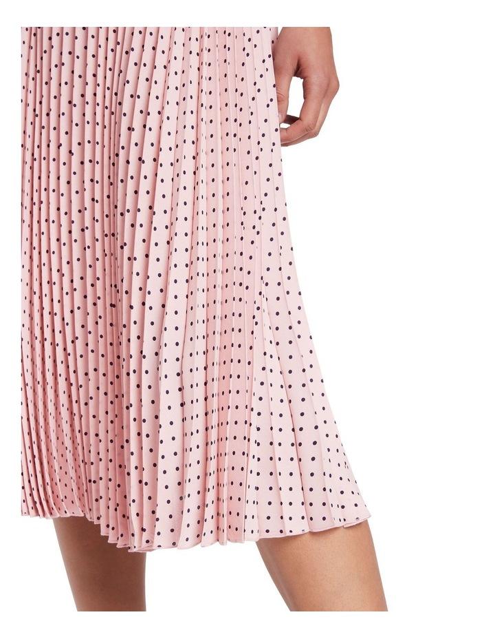 Dot To Dot Pleated Skirt image 4